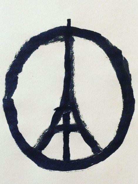 Des dessins en réponse au terrorisme: quand les mots ne suffisent plus