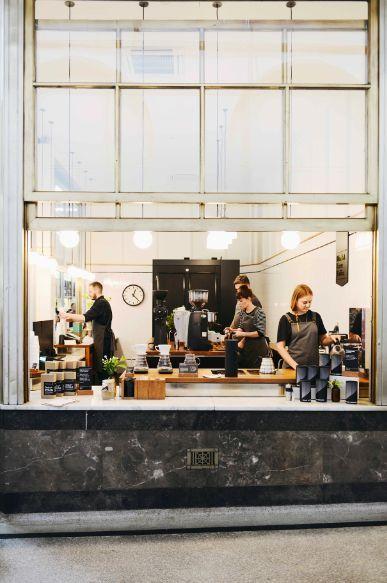 Market Lane Coffee - Melbourne