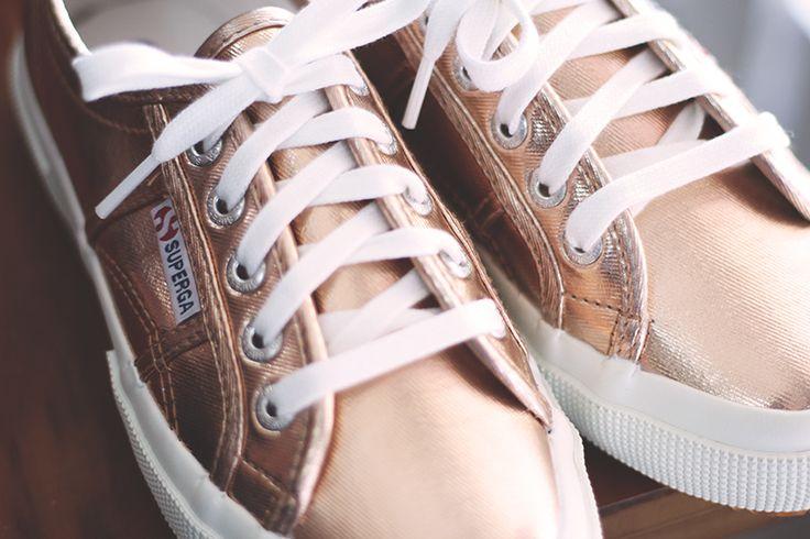 Superga   Rose Gold   sneakers  Leztin Street   www.leztinstreet.com