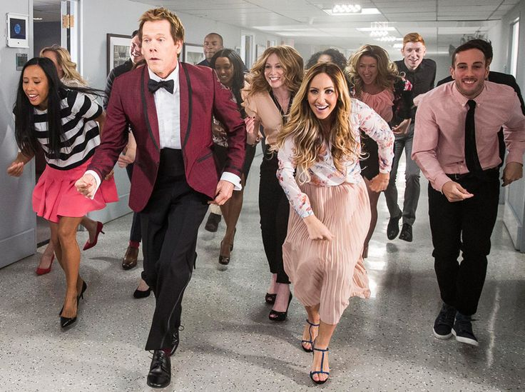 """Thirty years after """"Footloose,"""" Kevin Bacon still has the moves!The actor protested """"The Tonight Show's"""" imaginary dancing ban with a shot-by-shot recreation of his 1984 classic flick -- and it was magical.""""Rules are rules, guys. No dancing!"""" host…"""