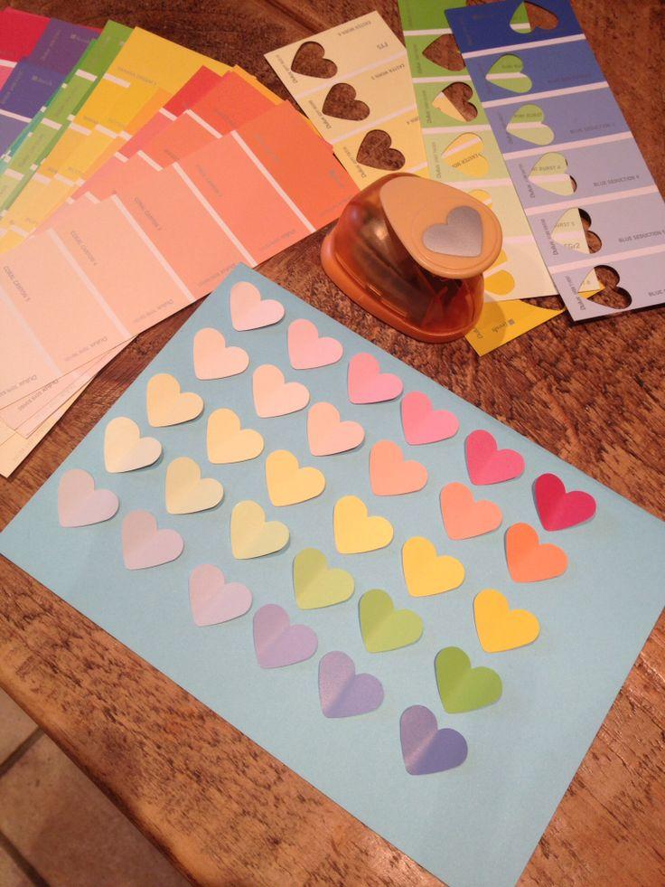 Dulux Colour Card Art