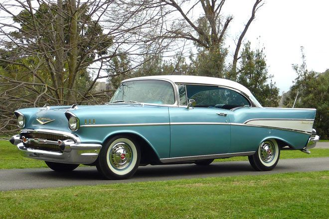 The 1957 Chevrolet Bel Air is a genuine American icon and one of the most sought after cars from the Fifties.