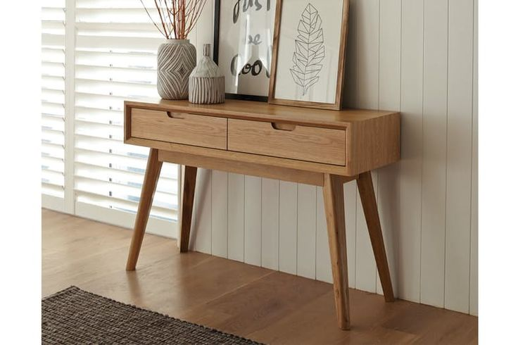 Oslo Console Table by Vivin | Harvey Norman New Zealand 1200W 400D 780H $899