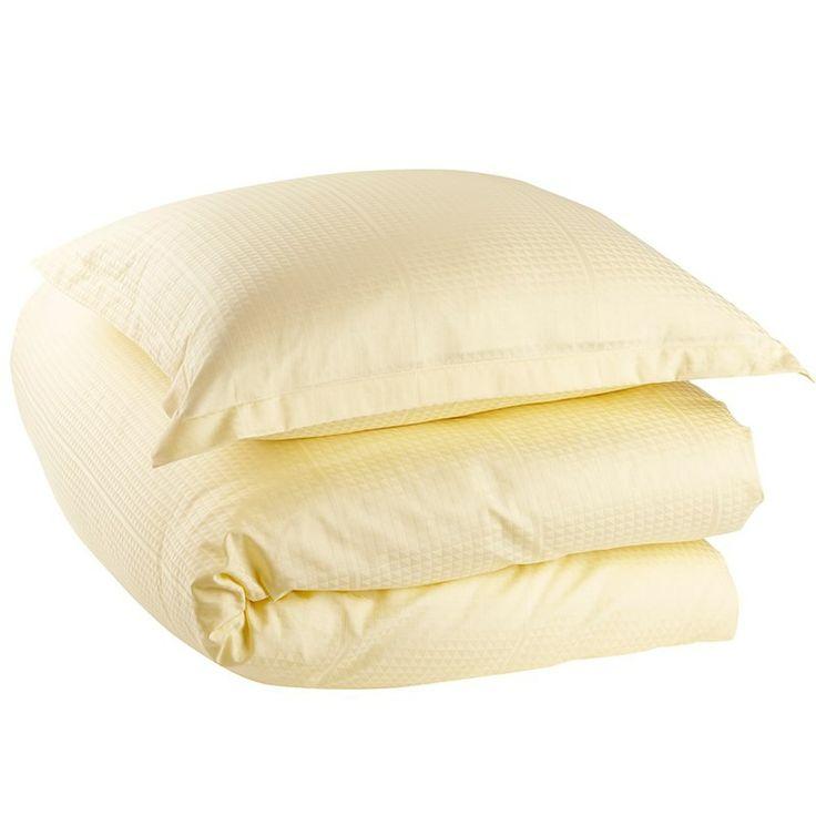 Georg Jensen Damask Facet sengetøj i gul