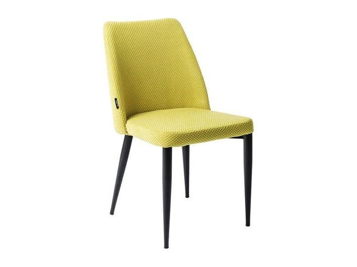 Krzesło Amalfi limonkowe