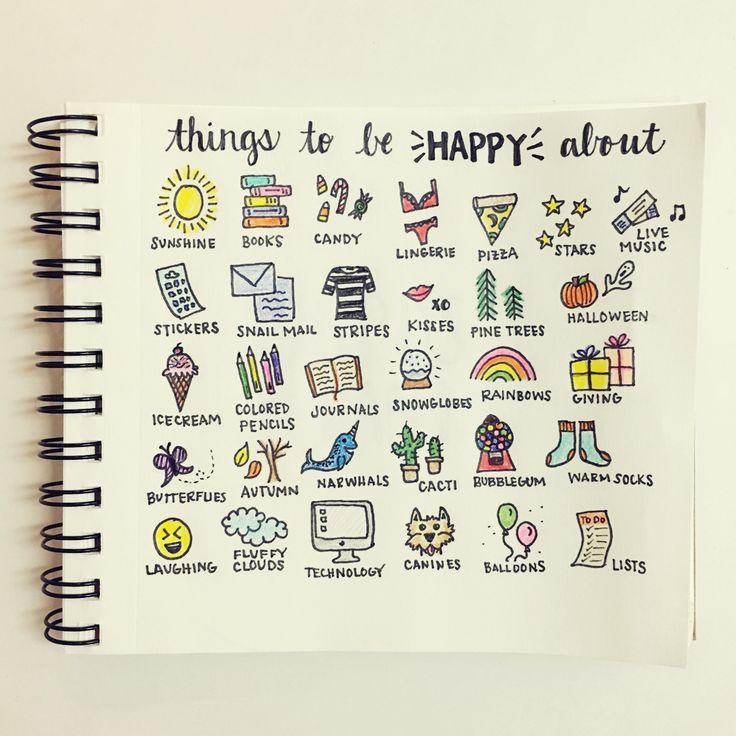 Happy Things // Dani DiPirro