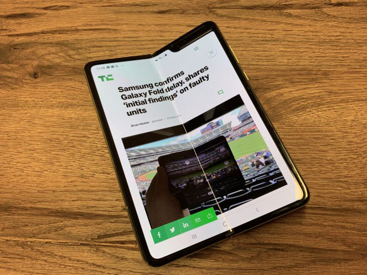 Alexia Newsletter Galaxy Fold Launch Date Will Be Announced In Comi Cool Things To Buy Samsung Galaxy Samsung