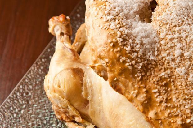Pollo en masa de sal - revistamaru.com