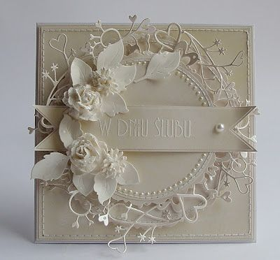 This has to be THE most professional and beautiful card I have seen