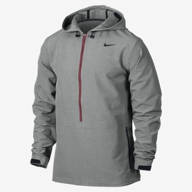 Nike Sweatless 3/4-Zip Woven Men's Training Jacket