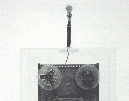Christine Kozlov: INFORMATION: NO THEORY (1970)