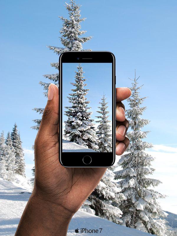 El titremesi halinde oluşan bulanıklığı azaltan optik görünü stabilizasyonu özelliğine sahip iPhone 7 ile harika fotoğraflar çekebilirsiniz!