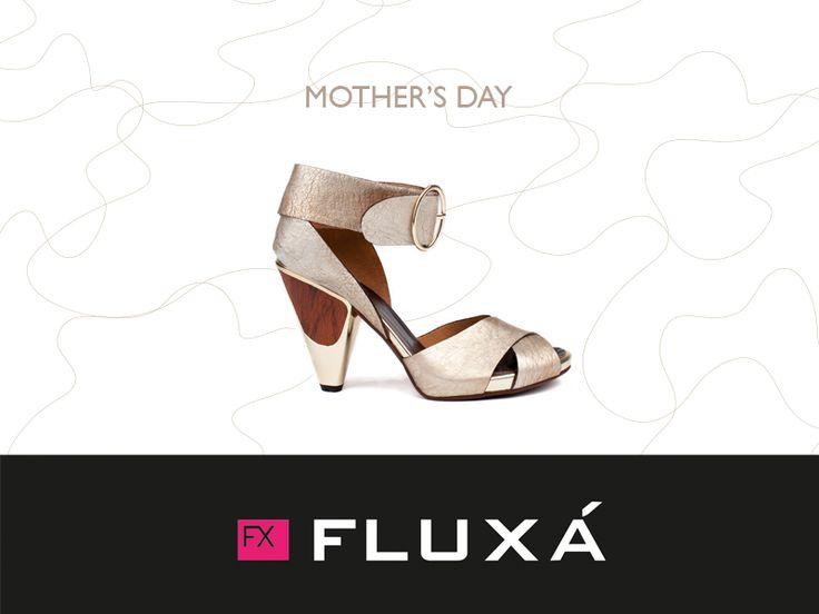 Díselo con unos #zapatos #FLUXA. El Día de la Madre regálale lo que se merece... #shoes #calzado #moda #fashion #trends