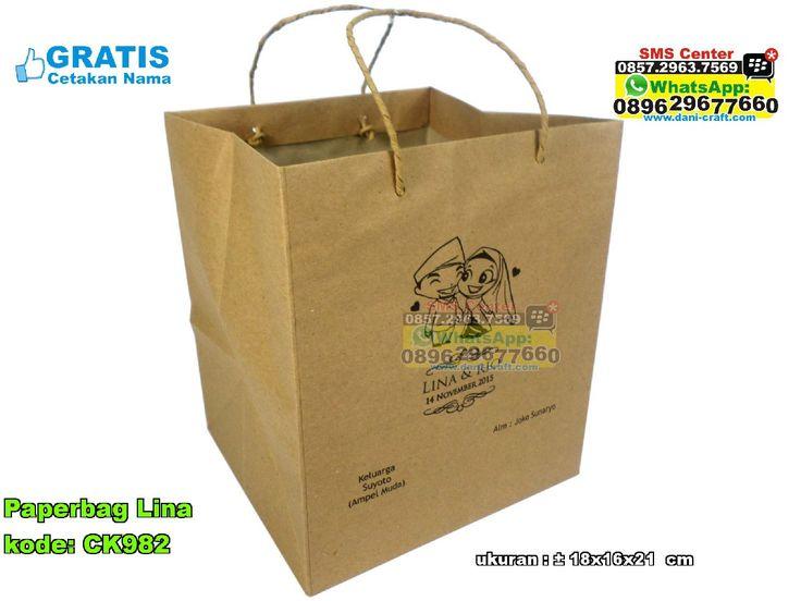 Paperbag Lina 0896.3012.3779  (WA/SMS/Telp) PIN BBM: 5c8 62 c4b #paperbag #paperbag #paperbagmurah #paperbagcantik #paperbagmurahunik #paperbaggrosir #grosirpaperbagmurah #kemasanpaperbag #jualkemasanpaperbag #jualpaperbag  #PaperbagLina #DistributorLina #undanganPernikahanMurah #SouvenirPernikahanMurah