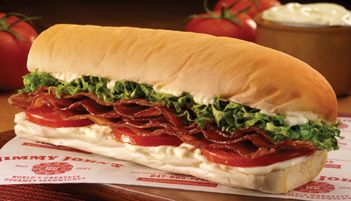 Jimmy John's BLT