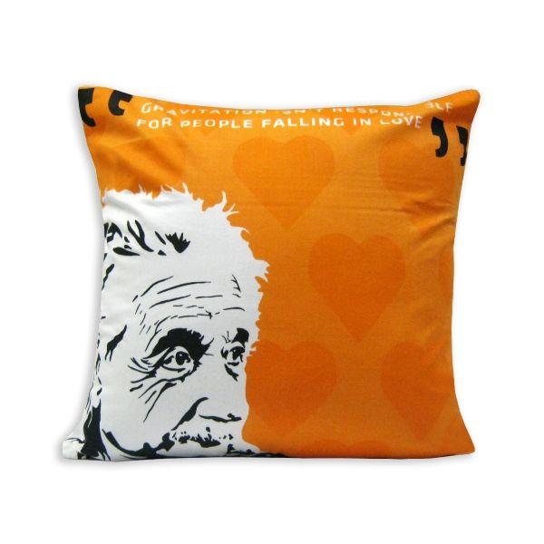 Cushion Cover Albert Einstein - Rs.179.10
