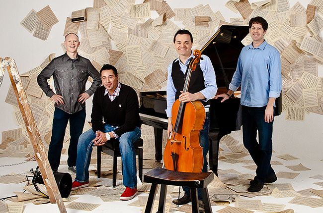 An great article on The Piano Guys done by Billboard...