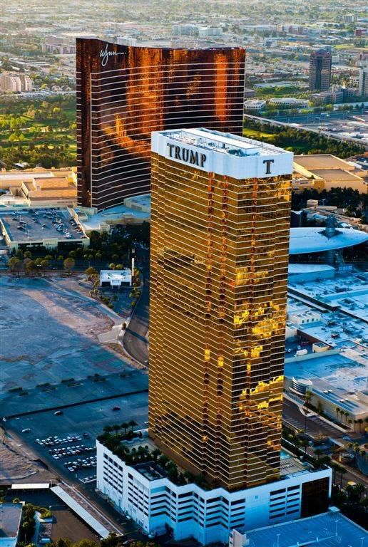 Trump Tower .... that's Donald for you