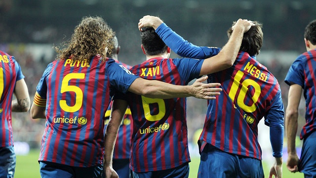 they all renewed with Barca! this team would be nothing without them