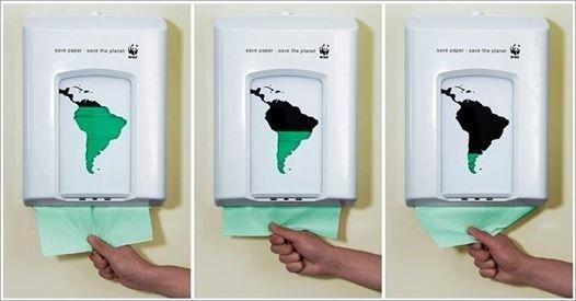 환경보호 단체인 WWF