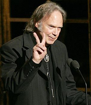 Neil Percival Young, (born November 12, 1945) is a Canadian singer-songwriter. Young began performing as a solo artist in Canada in 1960, before moving to California in 1966, where he co-founded the band Buffalo Springfield along with Stephen Stills and Richie Furay, and later joined Crosby, Stills & Nash as a fourth member in 1969. He forged a successful and acclaimed solo career, releasing his first album in 1968; his career has since spanned over 40 years and 35 studio albums, with a...