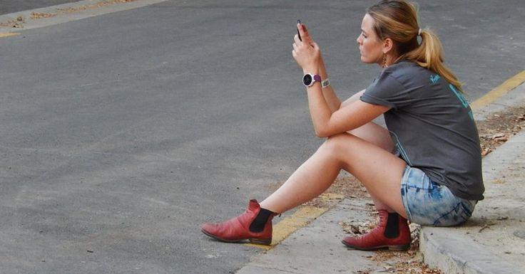 Smartphones y padres. ¡Agárrense!