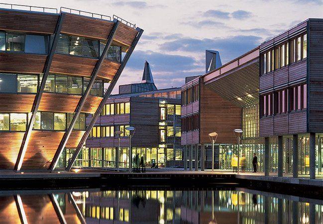 University of Nottingham: Jubilee Campus | Hopkins