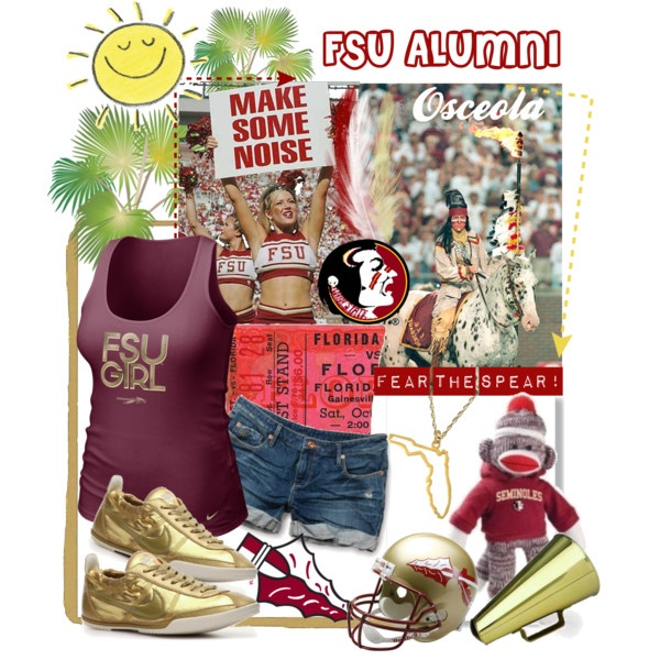 Outfit -- Florida State Seminoles