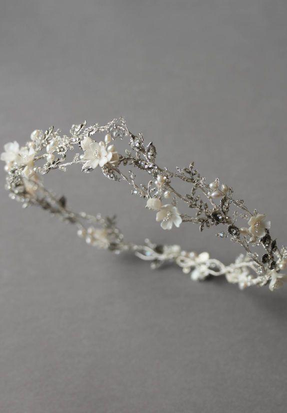 WINDSOR silver wedding crown 3