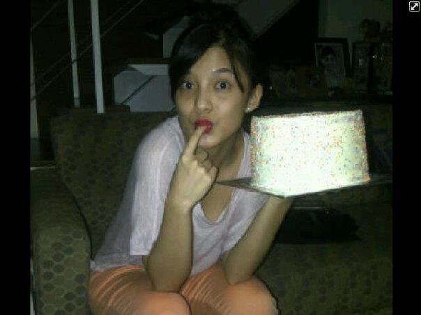 Rainbow Cake for Beloved Chelsea Olivia