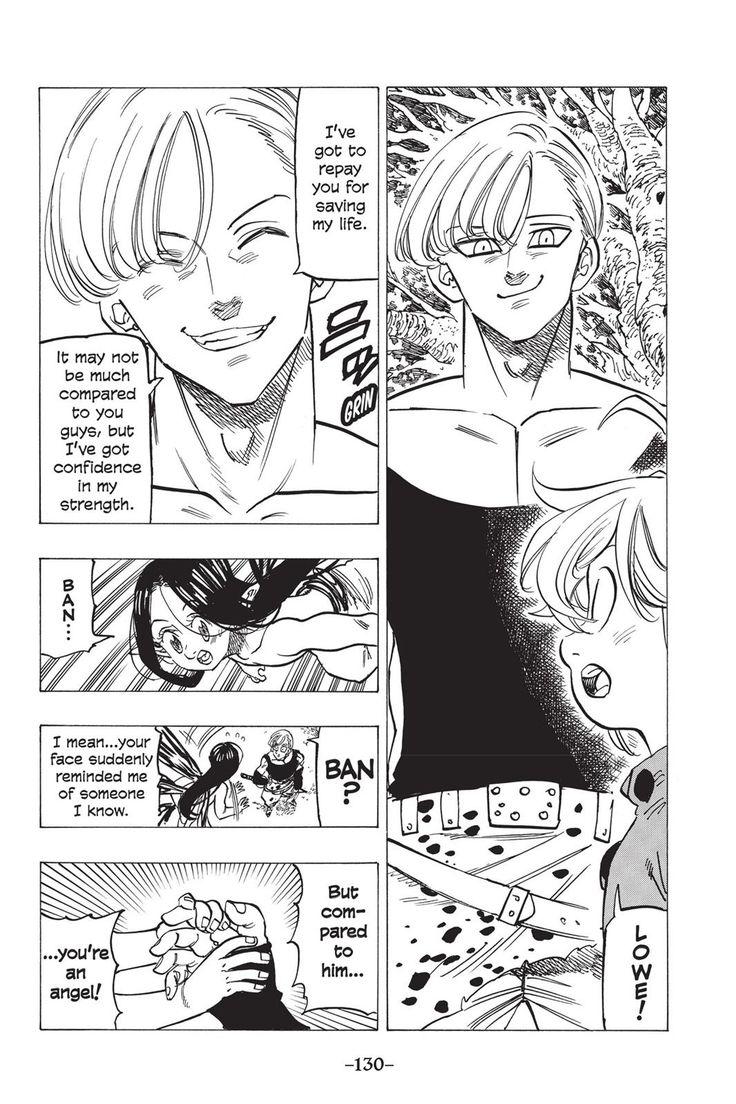 Nanatsu no taizai chapter 204 seven deadly sins anime