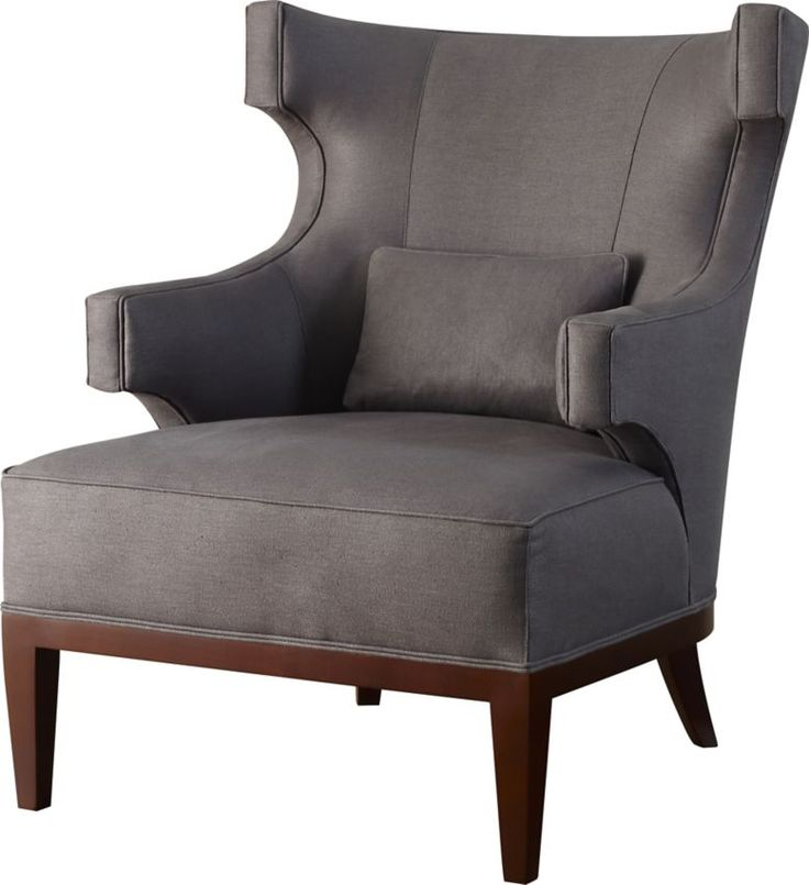 Lisbeth Lounge Chair By Baker Classics Upholstery   6573C