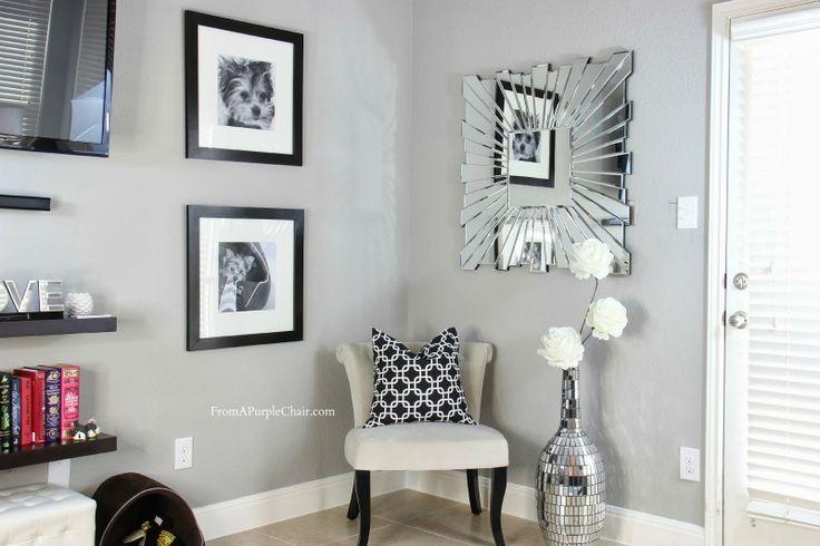 Living Room Set Up and Decor - Winter Edition Home Decor