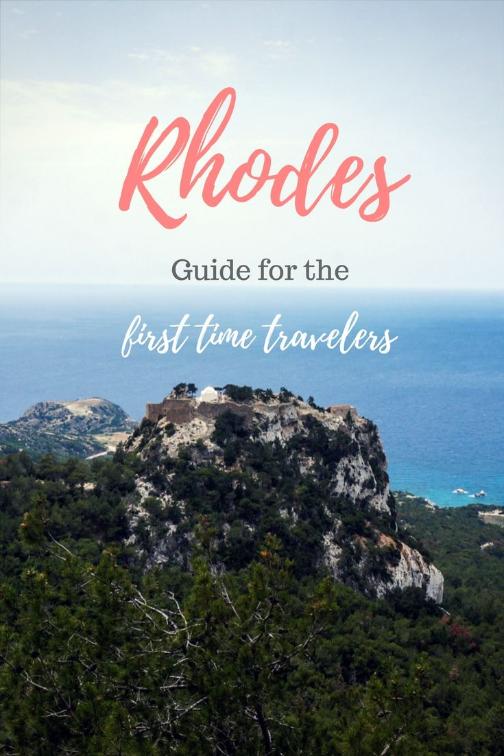 Places to visit in Rhodes, how to reach, transportation on the island, East or West and other useful information to help you plan your