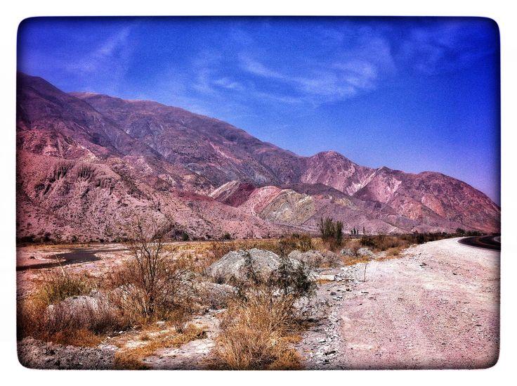 Between Salta and Tafi del  Valle, photo Marlies Hofstede Photography
