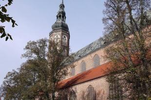 Die Kirche des Jahres 2013: der Dom St. Nikolai in Greifswald, © Sven Fischer