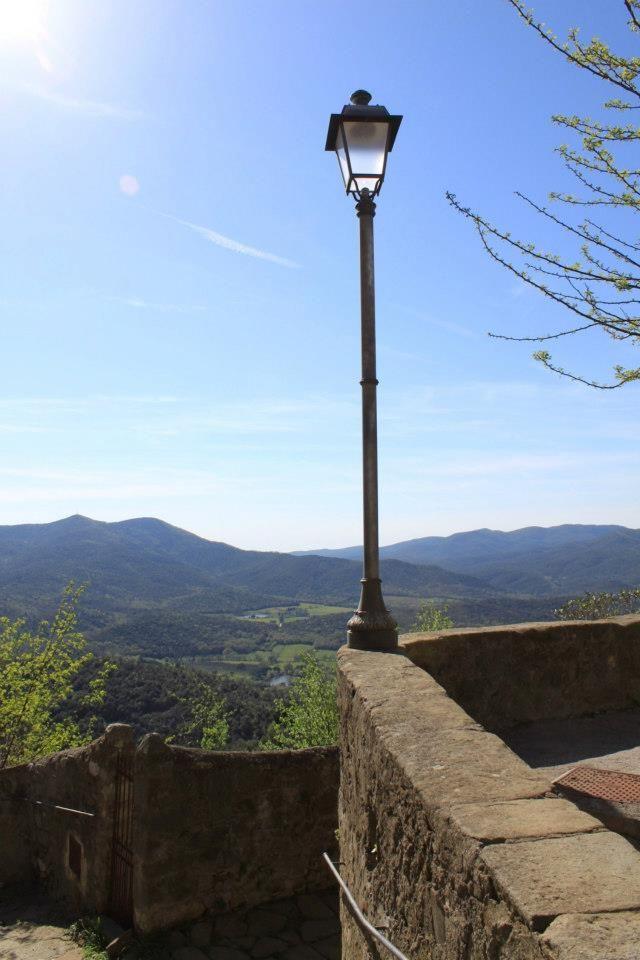 view from IL MURO NOVO, Vetulonia