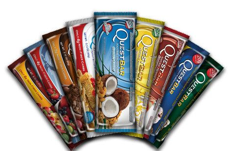 Trim Healthy Mama quick and easy on plan snacks - grab a Quest protein bar now available at Naturally Trim Canada. Everyone needs to be a drive through Sue once in awhile.