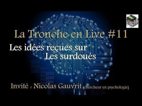 Les Tribulations d'un Petit Zèbre » Idées reçues sur les surdoués, avec Nicolas Gauvrit (Radio Campus Lorraine, octobre 2015)