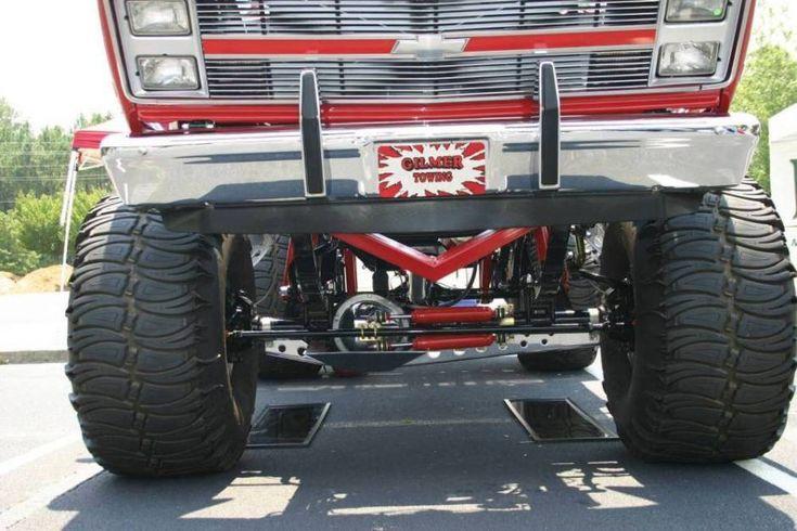 Jacked Up Chevy Trucks | Jacked Up 1986 Chevy Silverado