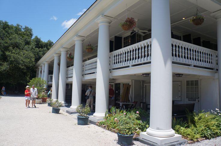 The Magnolia House at Magnolia Plantation, Charleston, South Carolina