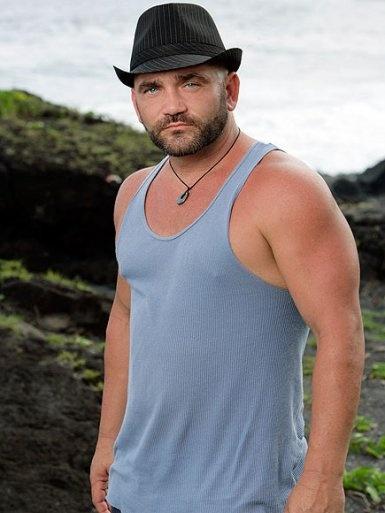 Russell Hantz  - Survivor Samoa (Season 19)  - Survivor Heroes Vs Villains (Season 20)  - Survivor Redemption Island (Season 22)