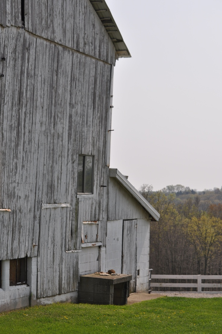 Schmitkons Travels Ohio Barns Ohio Barnes.