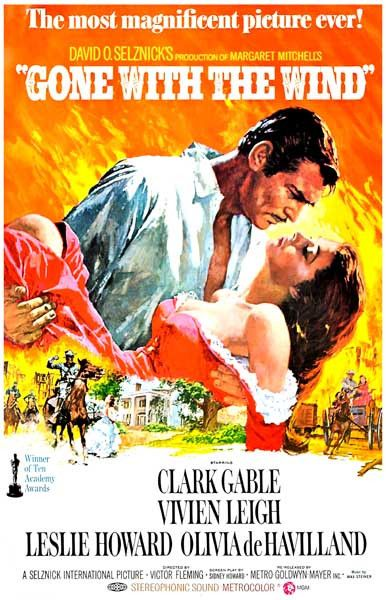 A great Gone with the Wind poster - one of the most epic movies ever! Among the Top 100 Films of Cinema! Ships fast. 11x17 inches. Get swept away with the rest of our amazing selection of Gone with th