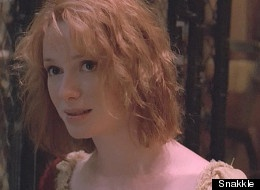 Christina Hendricks as Saffron in Firefly