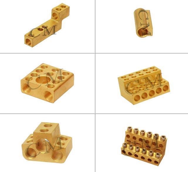 Brass Terminal Blocks #BrassTerminalBlocks