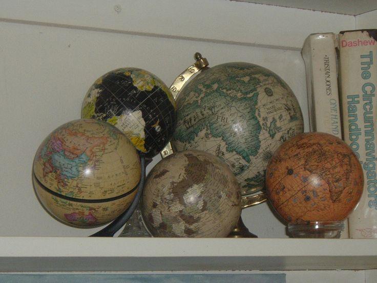 I love globes !