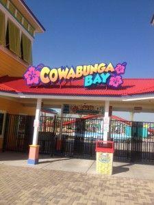 Las vegas Weather water park ,henderson Nevada . Cowabunga Bay