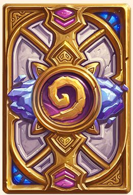 Nouveaux dos de cartes Hearthstone - Hearthstone : Heroes of Warcraft