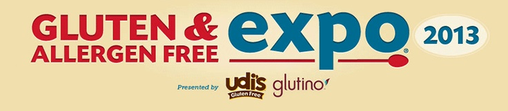 Gluten & Allergen Free expo 2013 in San Francisco, Des Moines, Chicago, Secaucus and Dallas
